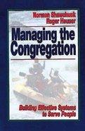 Managing the Congregation Paperback