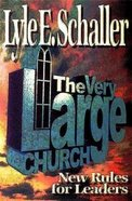 The Very Large Church Paperback