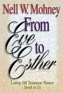From Eve to Esther Paperback