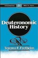 Deuteronomic History Paperback