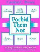 Forbid Them Not (Year A) Paperback