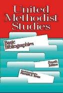 United Methodist Studies Paperback