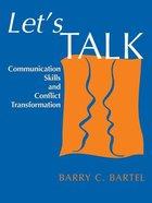 Let's Talk Paperback