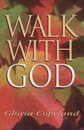Walk With God Paperback