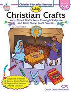 Easy Christian Crafts Reproducible (Grades Pk-k) Paperback
