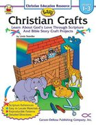 Easy Christian Crafts Reproducible (Grades 1-3) Paperback