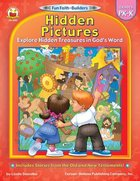 Hidden Pictures (Reproducible; Grades Pk-K) (Fun Faith-builders Series) Paperback
