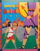 David & Goliath (Bible Big Book Series) Paperback
