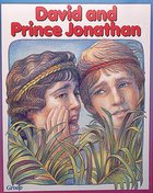 David & Prince Jonathan (Bible Big Book Series) Paperback