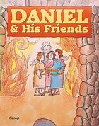 Daniel & His Friend (Bible Big Book Series) Paperback