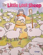 Little Lost Sheep (Bible Big Book Series) Paperback