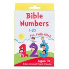 Bible Numbers Boxed Cards (Flash Cards) Box
