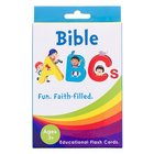 Bible Abc's Boxed Cards (Flash Cards) Box