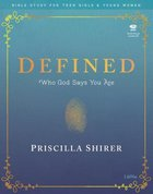 Defined: (Leader Kit For Teen Girls & Young Women Bible Study) Pack