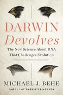 Darwin Devolves eBook