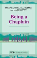 Being a Chaplain Paperback