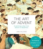 The Art of Advent: A Painting a Day From Advent to Epiphany Paperback