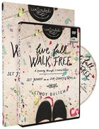 Live Full Walk Free (Study Guide With DVD) (Inscribed Collection) Pack