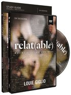 Relat(able): Making Relationships Work (DVD, Study Guide) Pack