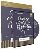 Grace, Not Perfection: Embracing Simplicity, Celebrating Joy (Study Guide & Dvd) Pack