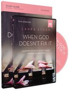 When God Doesn't Fix It: (Dvd & Study Guide) Pack