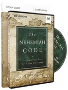 The Nehemiah Code: It's Never Too Late For a New Beginning (Study Guide With Dvd) Pack