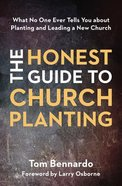 The Honest Guide to Church Planting eBook
