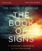 The Book of Signs (Study Guide) Paperback