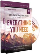 Everything You Need (Study Guide With Dvd) Paperback