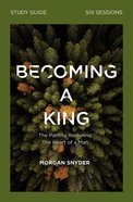 Becoming a King eBook