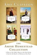 The Amish Homestead Collection (#01 in An Amish Homestead Novel Series) eBook