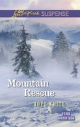 Mountain Rescue (Love Inspired Suspense Series) eBook