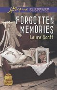 Forgotten Memories (Love Inspired Suspense Series) eBook
