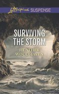 Surviving the Storm (Love Inspired Suspense Series) eBook