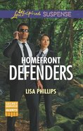 Homefront Defenders (Secret Service Agents) (Love Inspired Suspense Series) Mass Market