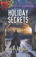 Holiday Secrets (Mckade Law #01) (Love Inspired Suspense Series) Mass Market