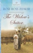 The Widow's Suitor (#1081 in Heartsong Series) eBook