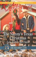 The Nanny's Texas Christmas (Love Inspired Series) eBook