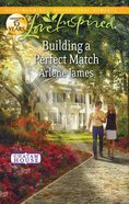 Building a Perfect Match (Chatam House) (Love Inspired Series) eBook