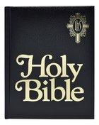 Nab Catholic Family Bible, the Black Imitation Leather
