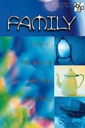 Family (20/30 Bible Study For Young Adults Series) Paperback