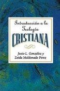 Introduccin a La Teologa Cristiana Paperback