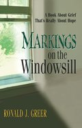 Markings on the Windowsill Paperback