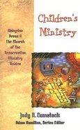 Children's Ministry Paperback