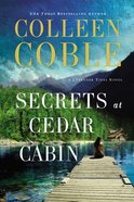 Secrets At Cedar Cabin (#03 in Lavender Tides Series) eBook