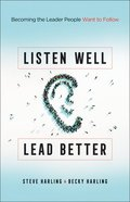 Listen Well, Lead Better eBook