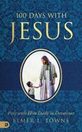100 Days With Jesus eBook