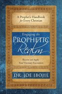 Engaging the Prophetic Realm: Receive and Apply Your Visionary Encounters Paperback