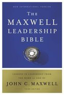 NIV, Maxwell Leadership Bible, 3rd Edition, Ebook eBook