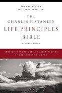 NKJV Charles F. Stanley Life Principles Bible (2nd Edition)